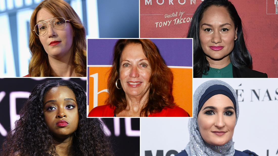 founder of the women s march calls for co chairs to step down