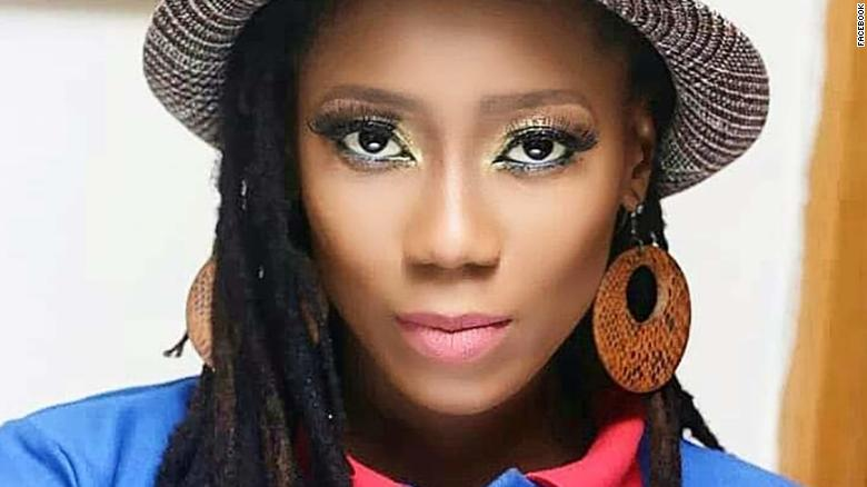 IMG TOSYN BUCKNOR, Nigerian Entertainer