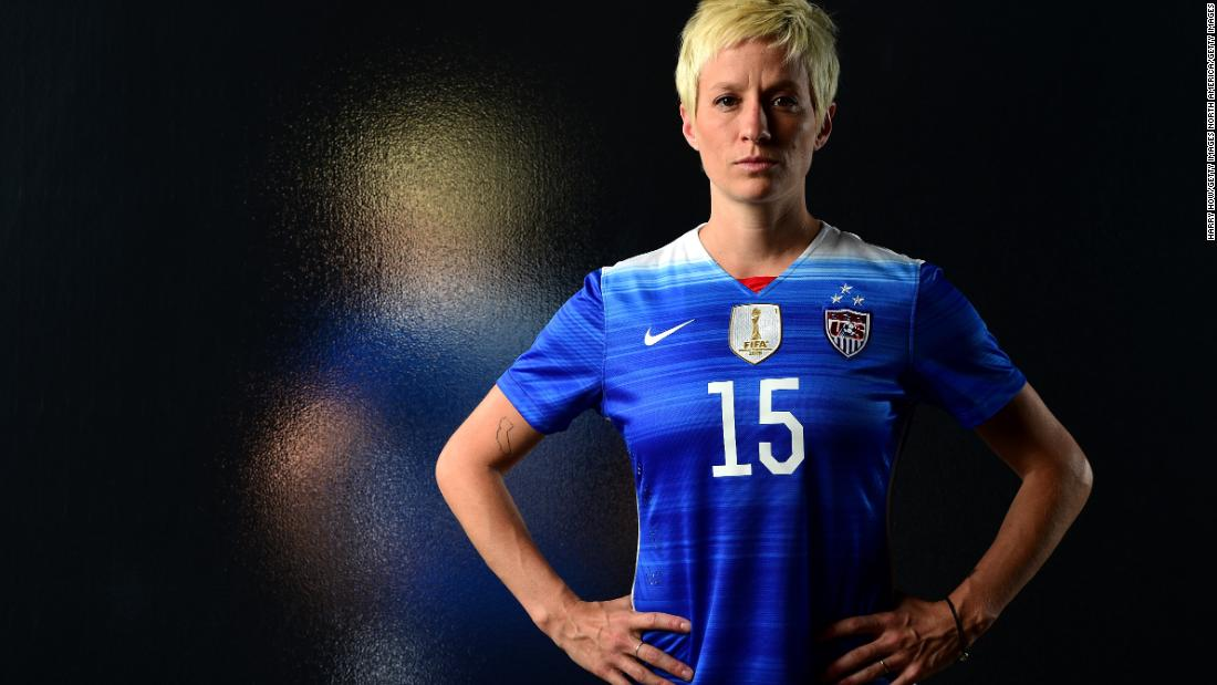 Megan Rapinoe: 'America needs to confront its issues more honestly'