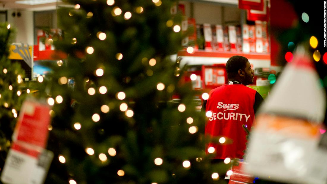 It\'s a do-or-die Christmas for Sears and Kmart - CNN