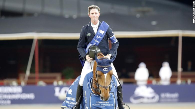 Riding A Horse Is Like Flying A Plane Ben Maher On The Secrets Of His Success Cnn