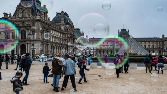 Paris: The Louvre is the world