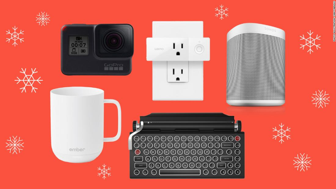2020 Gadget Gift Ideas 9 tech gifts worth giving this year   CNN