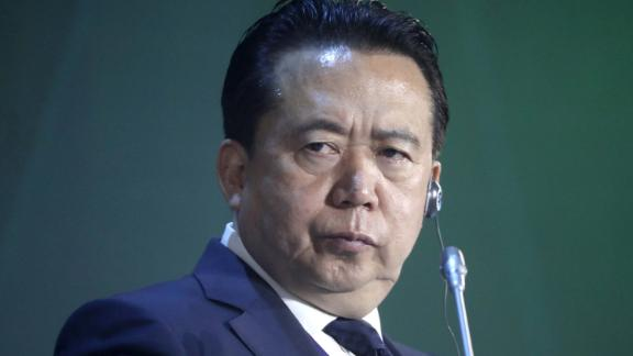 Kim replaces Interpol's former president, Meng Hongwei, who was recently detained on his return to China.