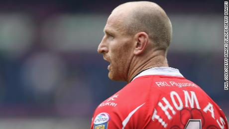 Gareth Thomas: Homophobic attack prompts France team to wear rainbow laces
