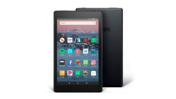 All-New Fire HD 8 Tablet ($$49.99, originally $79.99; amazon.com)