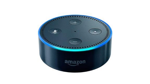 Echo Dot ($19.99, originally $39.99; amazon.com)