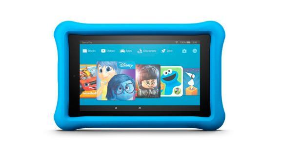 Fire 7 Kids Edition Tablet ($69.99, originally $99.99; amazon.com)