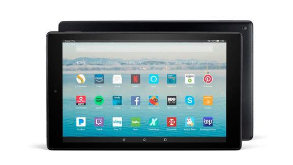 Fire HD 10 Tablet with Alexa Hands-Free ($99.99, originally $149.99; amazon.com)