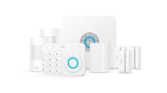 Ring Alarm Home Security System ($188.98, originally $268.98; amazon.com)