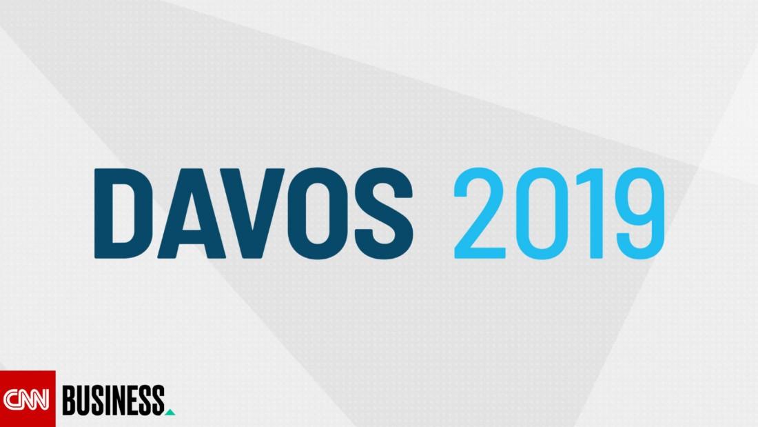 Davos 2019 - CNN
