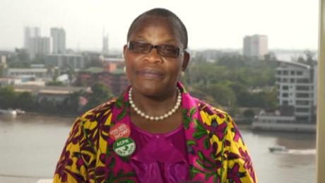 Bring Back our Girls activist Oby Ezekwesili vows to disrupt 'Nigeria's politics of failure'