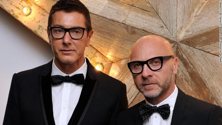 Dolce   Gabbana  E-commerce sites in China dump luxury brand s ... 62bd5d5b073