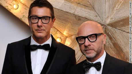 on sale 51e5c c97bd Dolce & Gabbana forced to cancel show in China