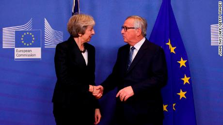 May insists draft text on post-Brexit relationship is 'right for UK'