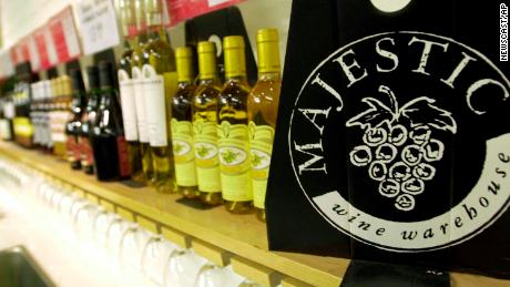 Majestic Wine has announced plans to stockpile up to $10 million of additional bottles of wine in the UK ahead of Brexit.
