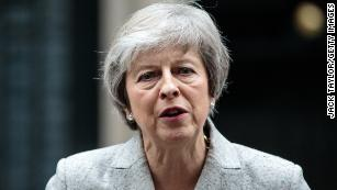 Theresa May has refused to comment on whether she will resign if she loses the parliamentary vote on Brexit.
