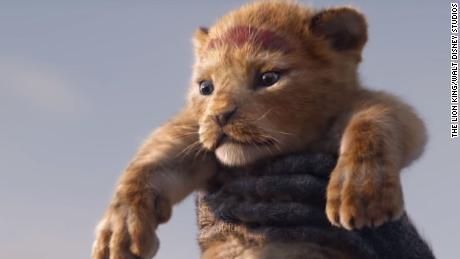 The Lion King Disney Releases New Cast Photos Cnn