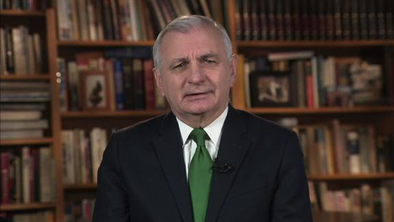 Sen. Jack Reed New Day 11-23-18