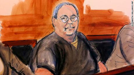 Patrick Ho in the New York court in February