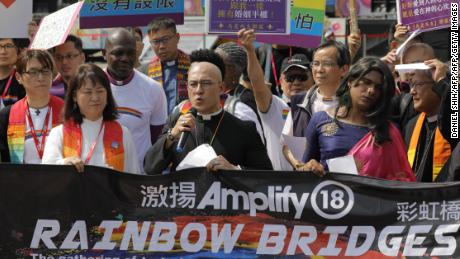 Inside the battle to stop same-sex marriage in Taiwan