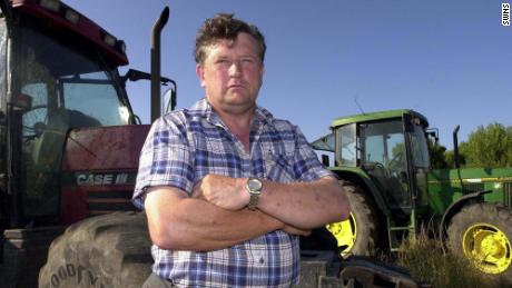 Derek Mead died in June last year after being crushed by a forklift truck on his farm in Somerset in the west of England.