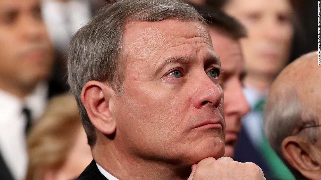 John Roberts presides over the impeachment trial -- but he isnt in charge