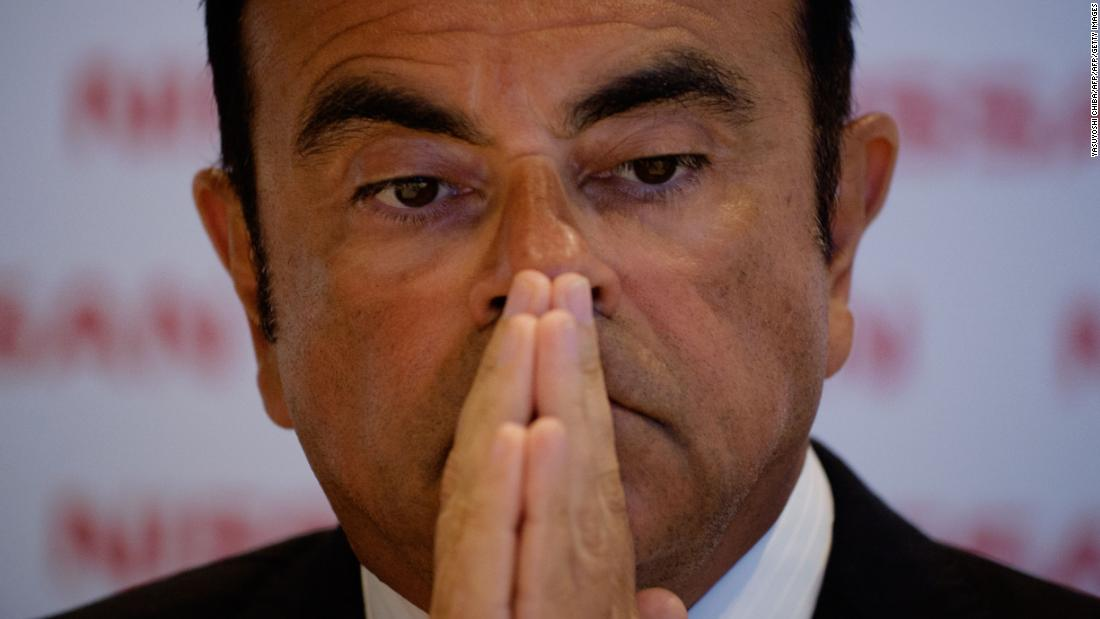Carlos Ghosn and Nissan have been indicted in Japan – Trending Stuff