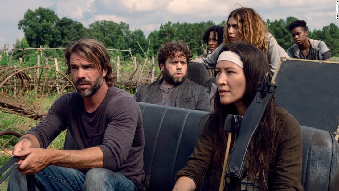 'The Walking Dead' season 9 midseason finale review: AMC ...