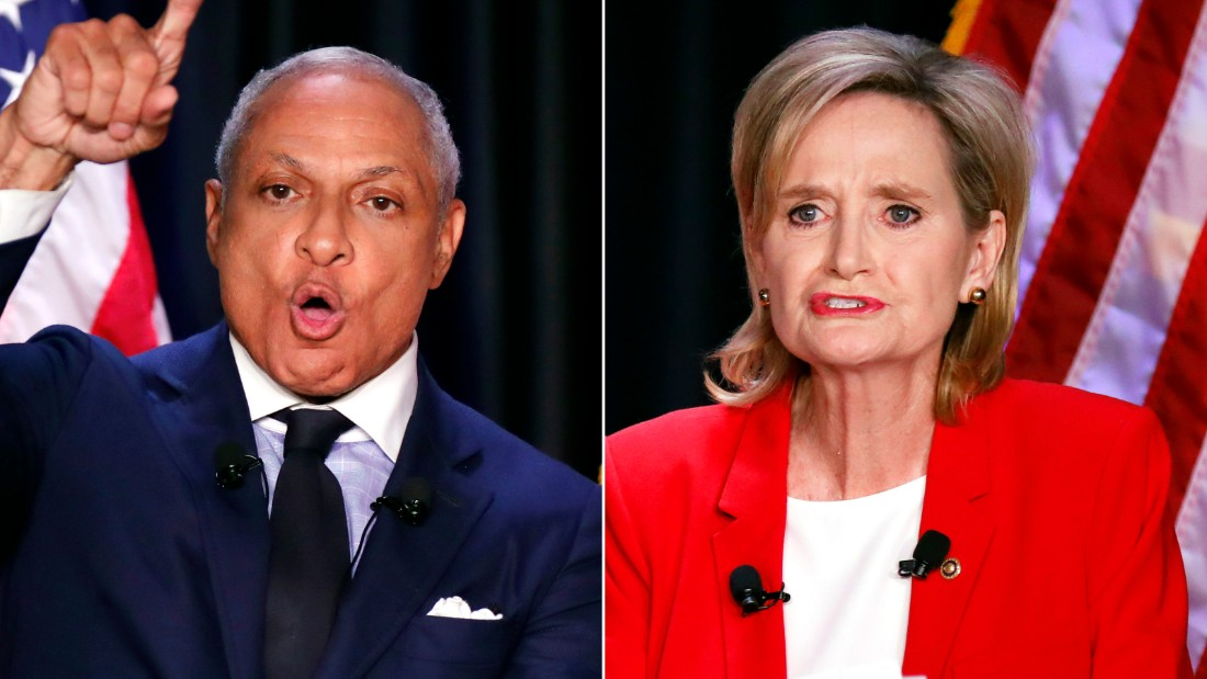 Image result for Mississippi's US Senate race comes to a close amid racial controversies
