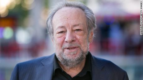 "Ricky Jay, shown in 2016, appeared in ""Boogie Nights"" and ""Deadwood,"" among other movies and TV shows."