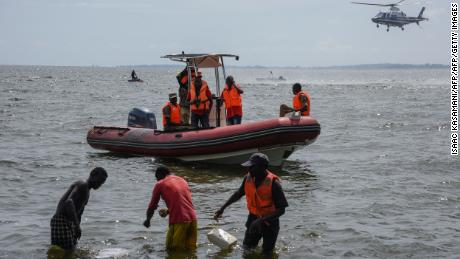 At least 35 people are dead and dozens are missing after a boat accident in Uganda