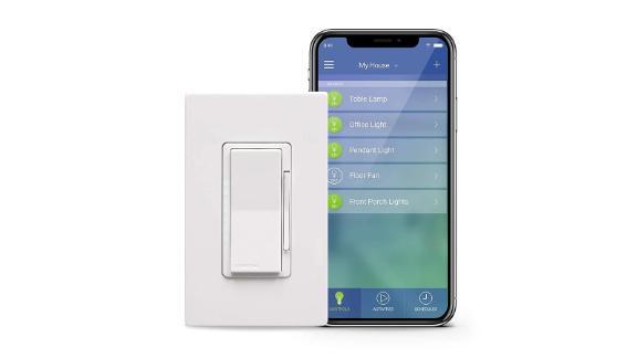 Leviton DW6HD-1BZ Decora Smart Wi-Fi LED Dimmer ($39.96, originally $49.99; amazon.com)