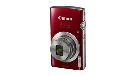 Canon PowerShot ELPH 180 Digital Camera ($99, originally $119; amazon.com)