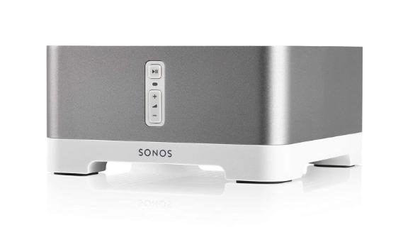 Sonos Connect: Amp -— Wireless Home Audio Amplifier for Streaming Music ($399, originally $499; amazon.com)