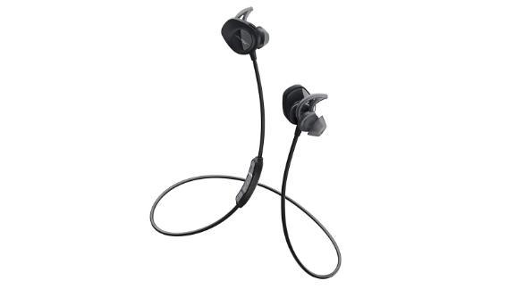 Bose SoundSport Wireless Headphones ($99, originally $149; amazon.com)