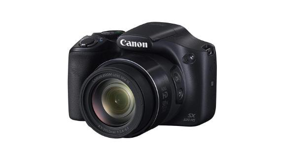 Canon PowerShot Digital Camera SX530 - ($199, originally $379; amazon.com)