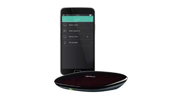 Logitech Harmony Hub for Control of 8 Home Entertainment Devices ($49.99, originally $99.99; amazon.com)