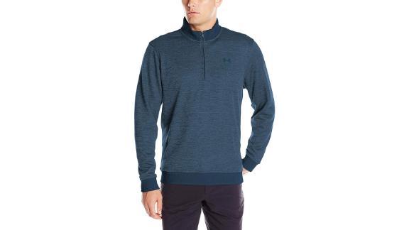 Under Armour Men's Storm SweaterFleece 1/4 Zip ($58.95, originally $69.99; amazon.com)