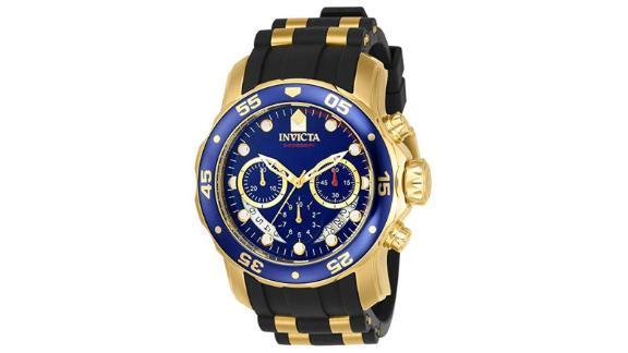 Invicta Men's 'Pro Diver' Sport Watch ($66.33, originally $117.99; amazon.com)
