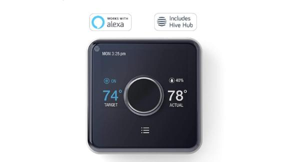 Save up to 50% on a Hive Thermostat ($149.99, originally $299.99; amazon.com)