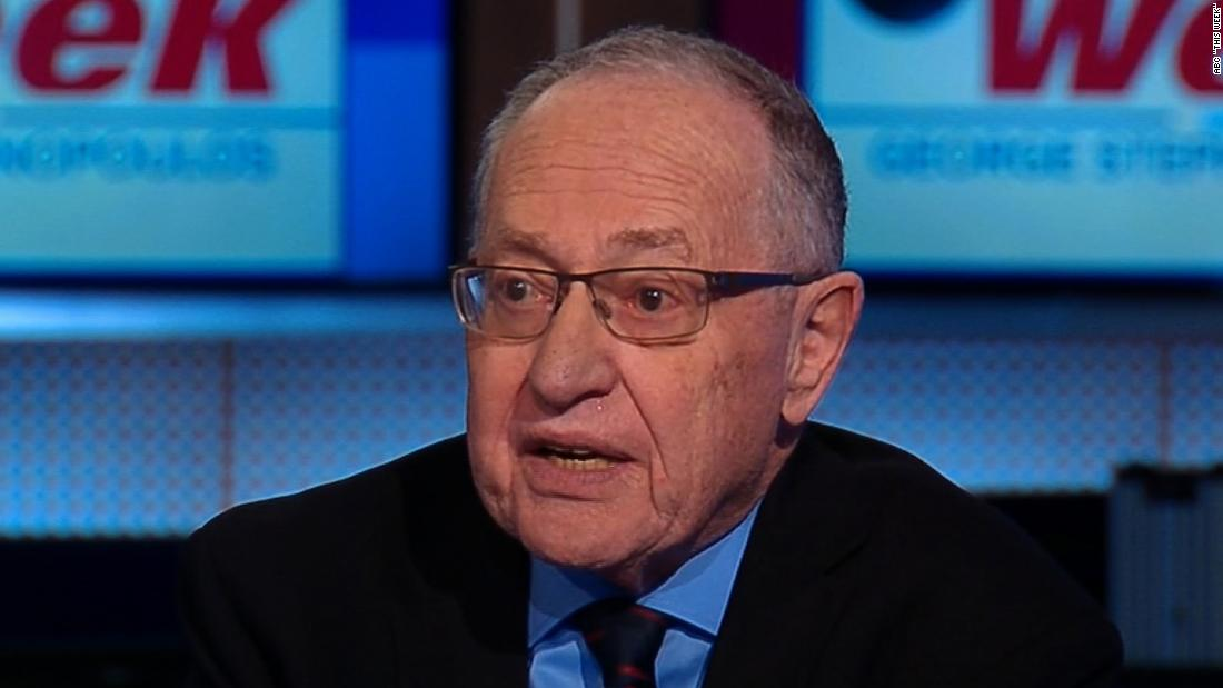 Attorney Alan Dershowitz countersues Virginia Giuffre for defamation