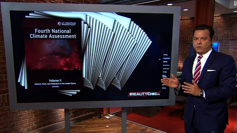 Reality check: WH tries to bury climate report