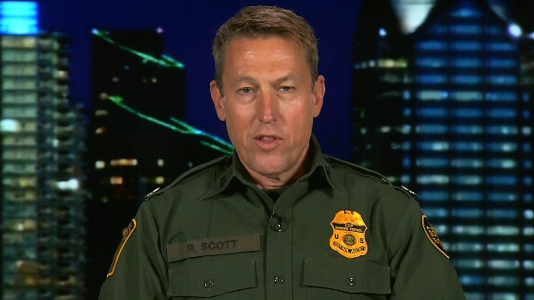 US Border Patrol chief stepping down, source says