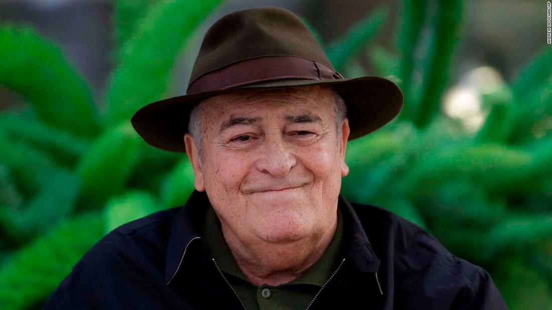 "<a href=""https://www.cnn.com/2018/11/26/entertainment/bernardo-bertolucci-italy-director-intl/index.html"" target=""_blank"">Bernardo Bertolucci</a>, the Oscar-winning filmmaker who directed ""Last Tango in Paris"" and ""The Last Emperor,"" died November 26 following a battle with cancer, Italian officials confirmed. He was 77."