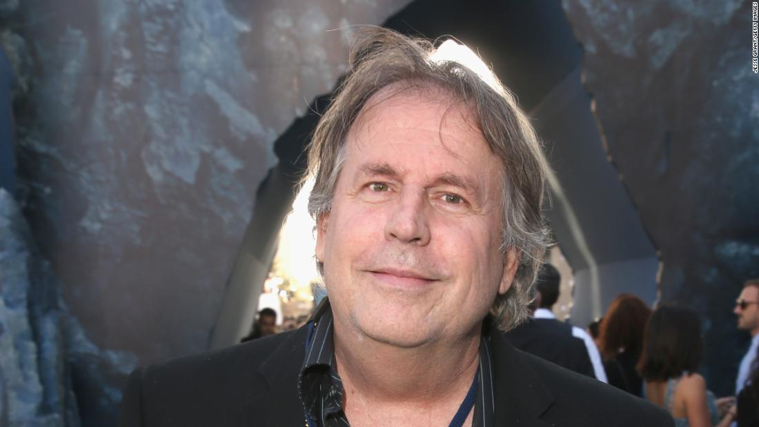 'Shrek' writer Terry Rossio apologizes for 'n-word' tweet