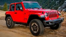 Jeep to unveil plug-in hybrid versions of the Wrangler, Cherokee and Compass