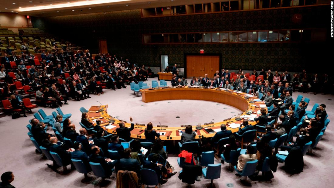 US threatens to veto UN resolution on helping rape victims, over mentions of reproductive health