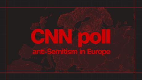 CNN poll reveals anti-Semitism is alive and well in Europe