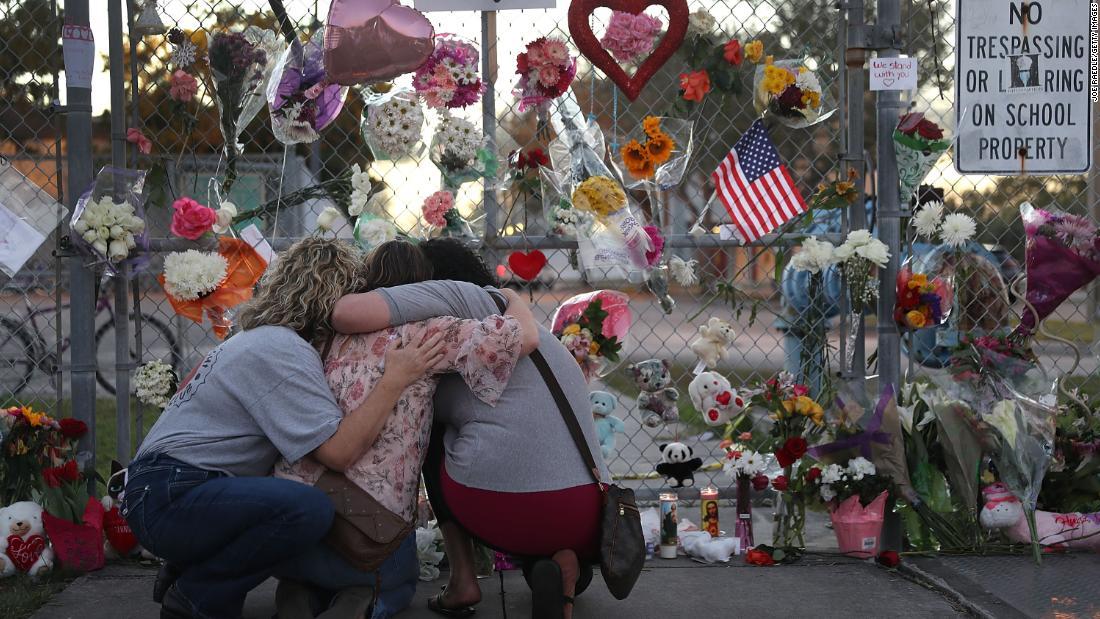 Parkland shooting panel advocates arming teachers